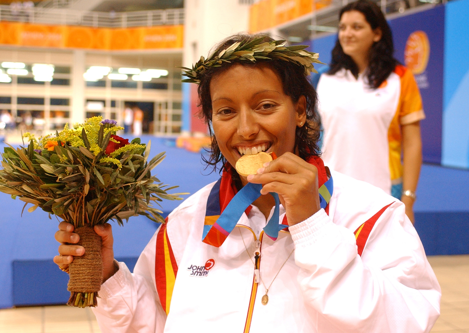 Segunda medalla de oro de la aragonesa Teresa Perales